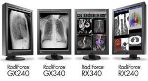 EIZO RadiForce G&R-Series 4機種