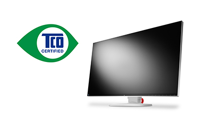 世界的なit機器規格 tco certified displays の最新版を世界で初めて