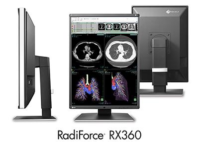 医用画像表示モニター RadiForce RX360
