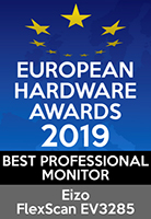 European Hardware Awards 2019を受賞
